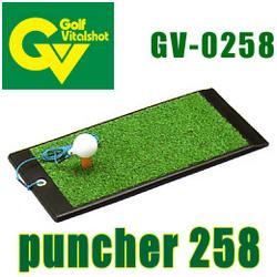 在庫一掃 ラウンド用品 練習用品 タバタ パンチャー258 GV-0258 低価格化