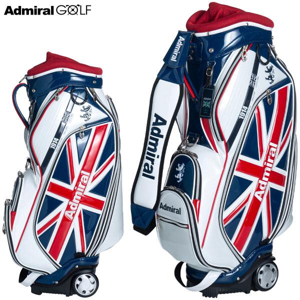 アドミラルゴルフ キャディバッグ オーセンティックトローリーキャリー ADMG0SC6