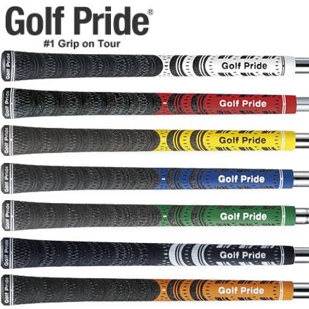 ゴルフプライド マルチコンパウンドMCC グリップ、10本セット