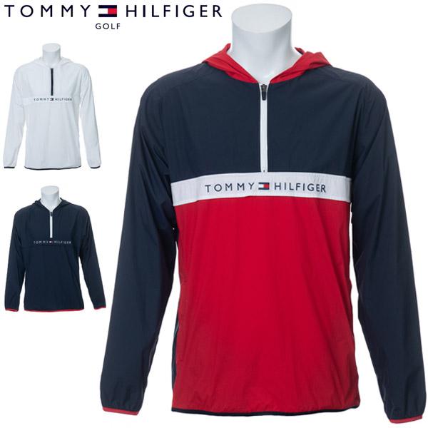 トミーヒルフィガー ゴルフ ウェア ユニセックス パッカブル ウィンドジャケット THMA019 2020年春夏モデル M-XL 【あす楽対応】