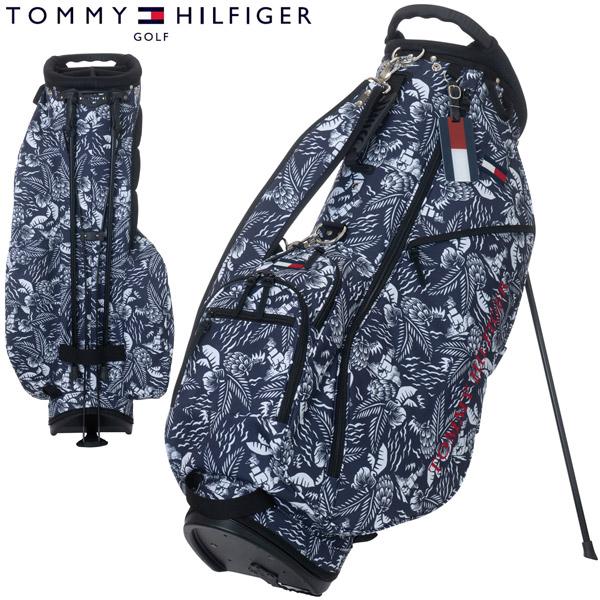 トミーヒルフィガー ゴルフ キャディバッグ シーズナル スタンドバッグ THMG0SCB