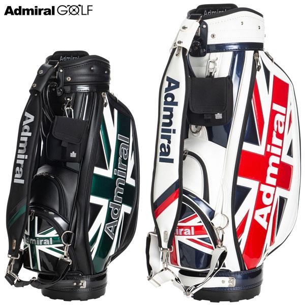アドミラルゴルフ キャディバッグ NEW フラッグ CB ADMG0FC1