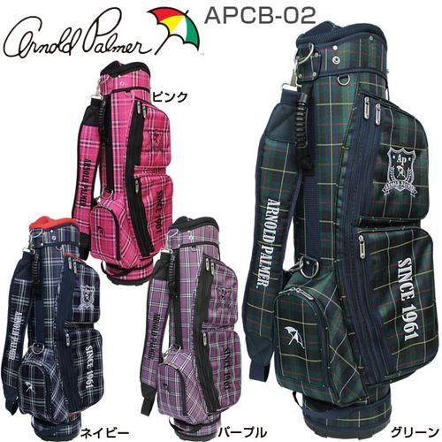 アーノルドパーマー チェック柄 チェック柄 軽量キャディバッグ APCB-02 APCB-02, 自転車通販 スマートファクトリー:2d62772e --- ww.thecollagist.com