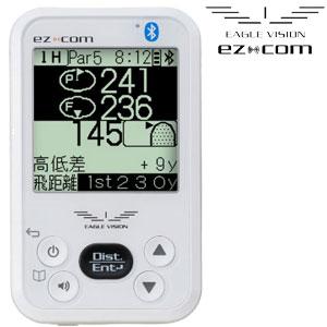 ゴルフナビ レコーダー GPS 小型距離計測器 イーグルビジョン ez com EV-731