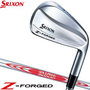 スリクソン Z-FORGED アイアン N.S.PRO MODUS3 TOUR120 スチールシャフト 単品[#3、#4]