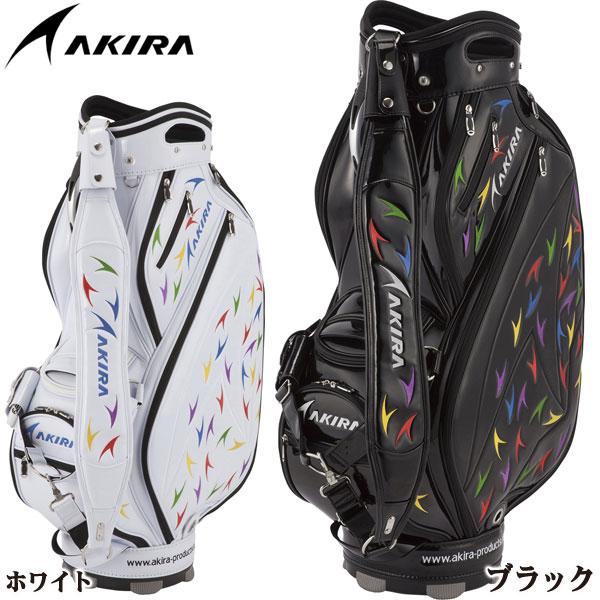[セール]アキラ ゴルフ 2018 キャディバッグ