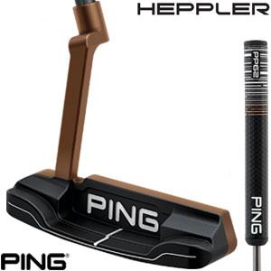 ピン HEPPLER ANSER 5 パター PING PP62 グリップ