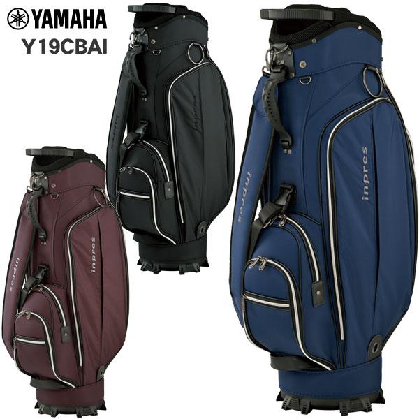 ヤマハ 2019年モデル インプレス キャディバッグ Y19CBAI
