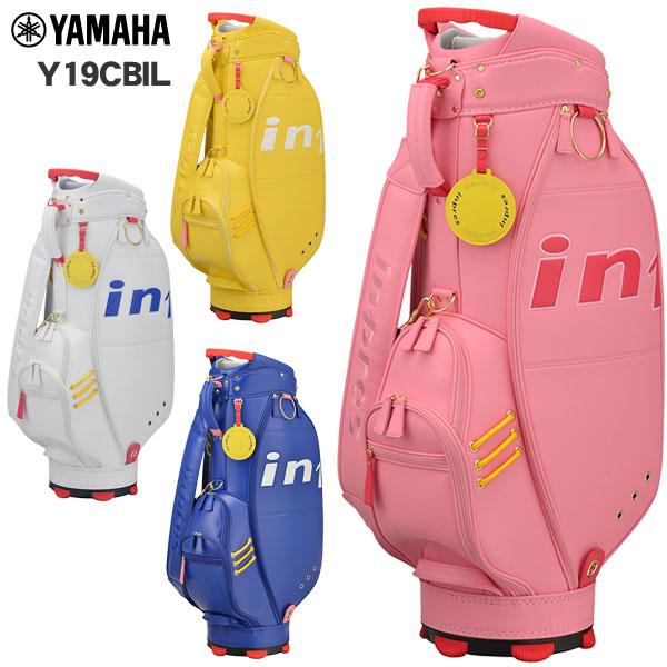 ヤマハ 2019年モデル インプレス キャディバッグ Y19CBIL