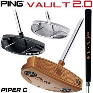 [セール品] ピン VAULT 2.0 PIPER C パター PING PP58 グリップ