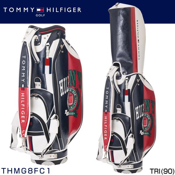 トミー ヒルフィガー ゴルフ リミテッド キャディバッグ THMG8FC1 カラー限定価格