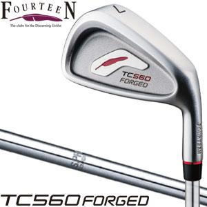 フォーティーン TC560 Forged アイアン N.S.PRO 950GH HT シャフト 6本セット[#5-P]
