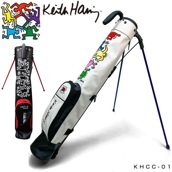 キースヘリング ゴルフ スタンドクラブケース Dancing Dogs / 5Figs KHCC-01