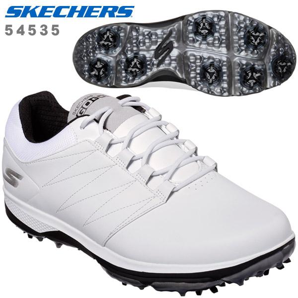 スケッチャーズ メンズ ゴルフシューズ PRO 4 54535