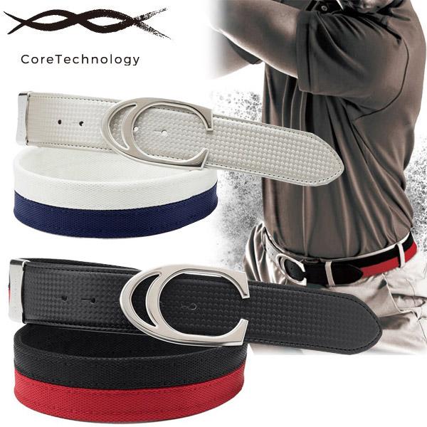 コアテクノロジー 体感サポート ゴルフ用機能性ベルト コアエナジーG CGG0101-SP