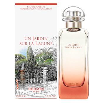 エルメス ラグーナの庭 100ML EDT SP HERMES 人気 レディース フレグランス 香水