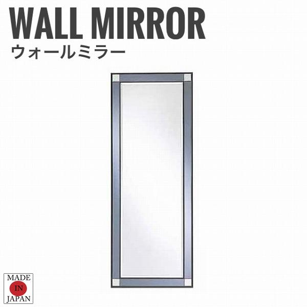Sasura サスラ ウォールミラー Aタイプ (壁掛けミラー 壁掛け 鏡 角型 モダン デザイナーズ ブラックミラー かっこいい モデルルーム おすすめ おしゃれ)