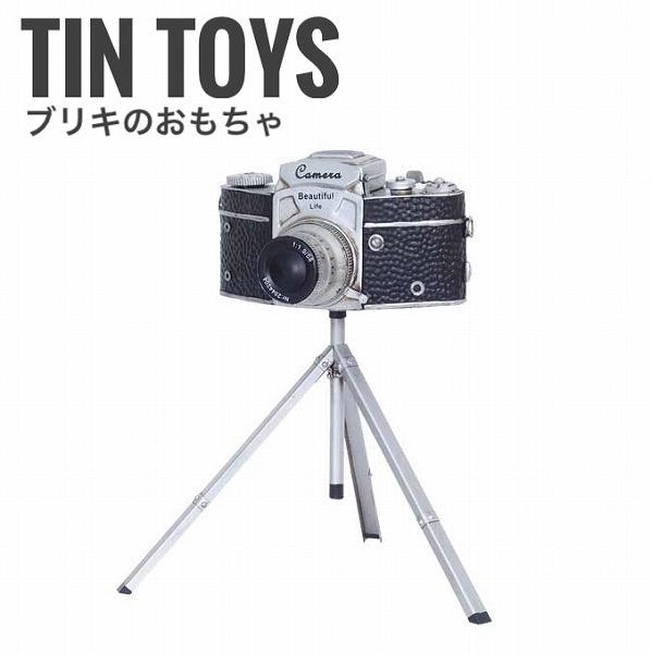 送料無料 完成品 代引不可 キャンペーンもお見逃しなく 沖縄 離島への配送不可 TinCountry 通販 ブリキの国 カメラ Bタイプ 昭和 ブリキのおもちゃ 模型 置物 おしゃれ レトロ 小物 おすすめ インテリア雑貨 アメリカン雑貨