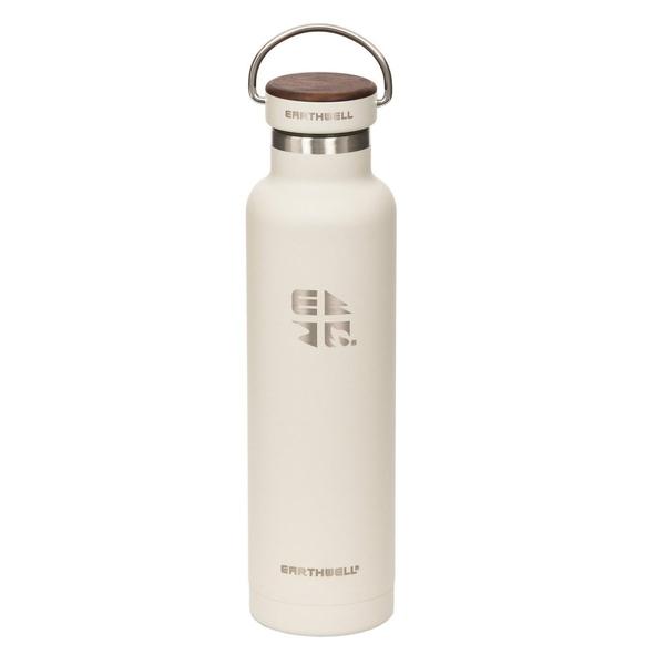 アースウェル ウッディーインサレートボトル 22oz ウォールナット 保温 ボトル 水筒 国内正規品