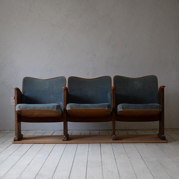 北欧家具 モダン シンプル sofa 3P ナチュラル 三人掛け 3人掛け ソファ 布張り 肘付き チーク 高級 応接ソファ リビング 新居 天然木 ヴィンテージ 人気 デザイナー デザイナーア家具 ポールヘニングセン シネマチェア Poul Henningsen 408D315