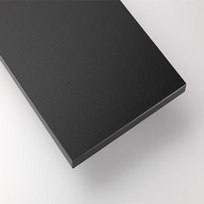【 送料無料 】String シェルフ 棚板 58×20cm (3枚セット) ブラック ステインドアッシュ | ストリング 飾り棚 壁掛け 壁付け 棚 黒 ウォールシェルフ インテリア おしゃれ お洒落 家具 北欧 北欧家具 ラック 収納 リビング 組み立て