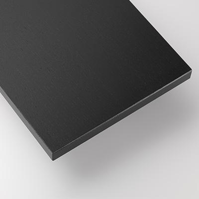 【 送料無料 】 String シェルフ 棚板 78×20cm (3枚セット) ブラック ステインドアッシュ | ストリング 飾り棚 壁掛け 壁付け 棚 黒 ウォールシェルフ インテリア おしゃれ お洒落 家具 北欧 北欧家具 ラック 収納 リビング 組み立て