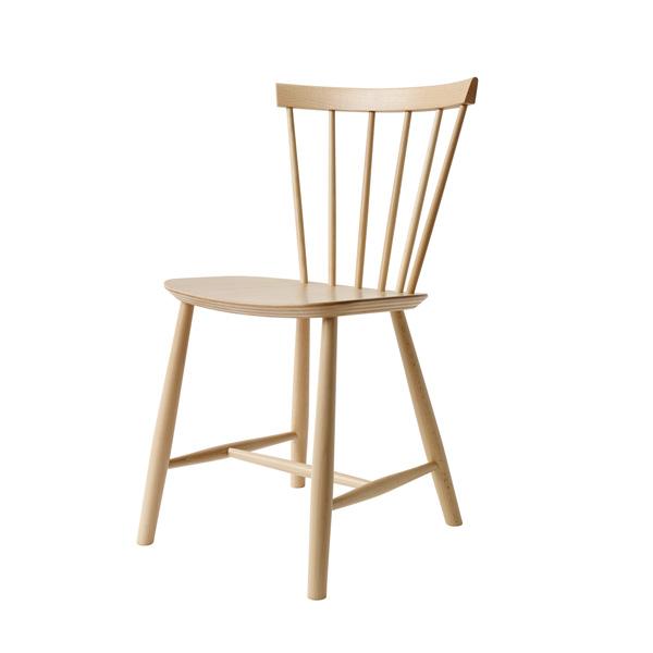 FDBモブラー J46 ナチュラルl | チェア 椅子 北欧 デンマーク FDB FDBモブラー デザイナー Poul M. Volther ポール ヴォルタ ビーチ beech ナチュラル natural ダイニングチェア