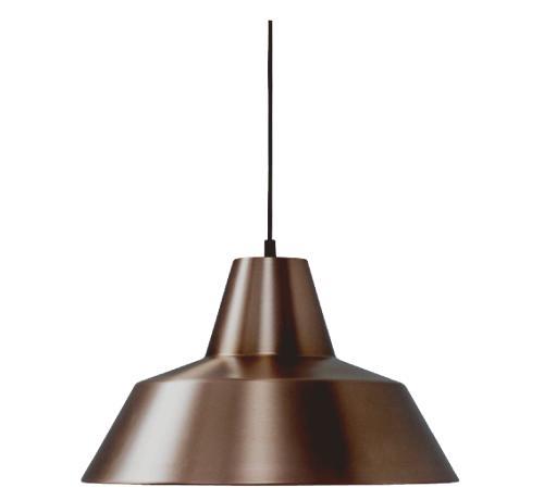 Workshop Lamp (MADE BY HAND) Copper Extra Large | ワークショップランプ ランプ 照明 ライト エクストララージ 銅 コッパー メイドバイハンド おしゃれ シンプル 北欧 デザイン リビング ダイニング ルイスポールセン