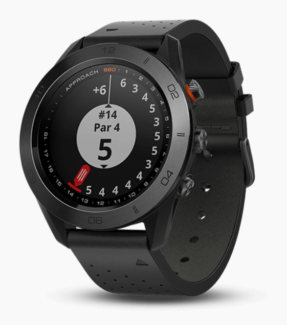 ガーミン アプローチ S60 セラミック Garmin Approach S60 Ceramic ゴルフ 腕時計 距離測定器 距離計 GPSナビ