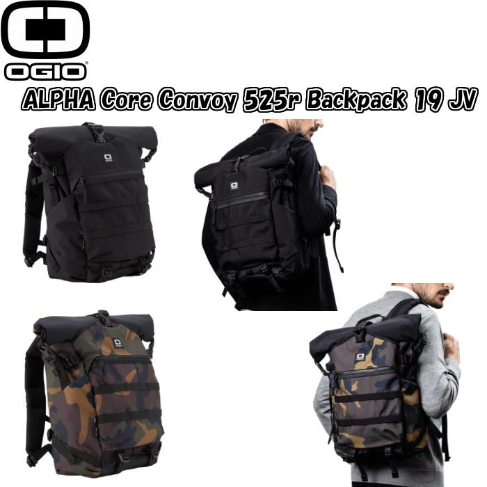 OGIO ALPHA Core Convoy 525r Backpack 19 JV オジオ アルファ コア コンボイ バックパック アール リュックサック ゴルフ 平成最後 令和 仕送り プレゼント