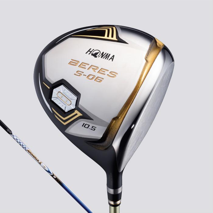 ホンマ ベレス S-06 ドライバー 本間ゴルフ BERES ARMRQ X43 HONMA W#1 シャフトグレード 2S