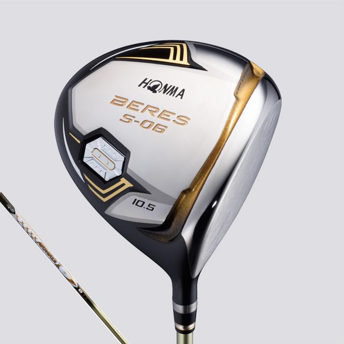 ホンマ ベレス S-06 ドライバー 本間ゴルフ BERES ARMRQ X47 HONMA W#1 シャフトグレード 2S