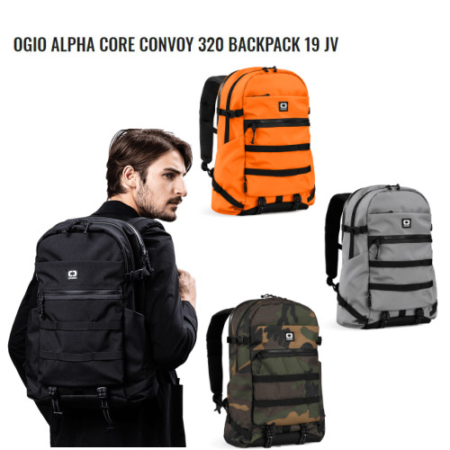 OGIO ALPHA CORE CONVOY 320 BACKPACK 19 JV オジオ アルファ コア コンボイ バックパック