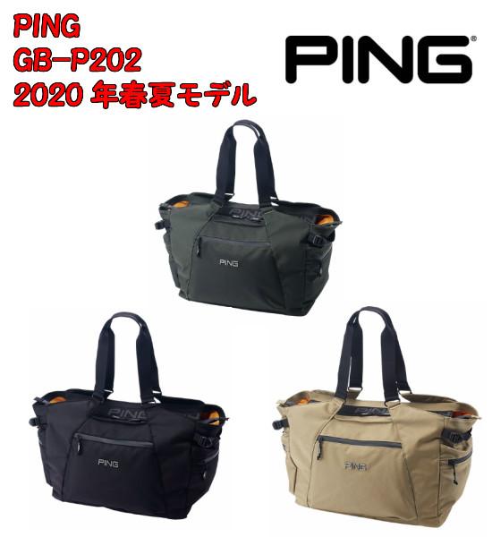 ピン GB-P202 トートバッグ PING TOTE BAG 2020春夏モデル ゴルフ
