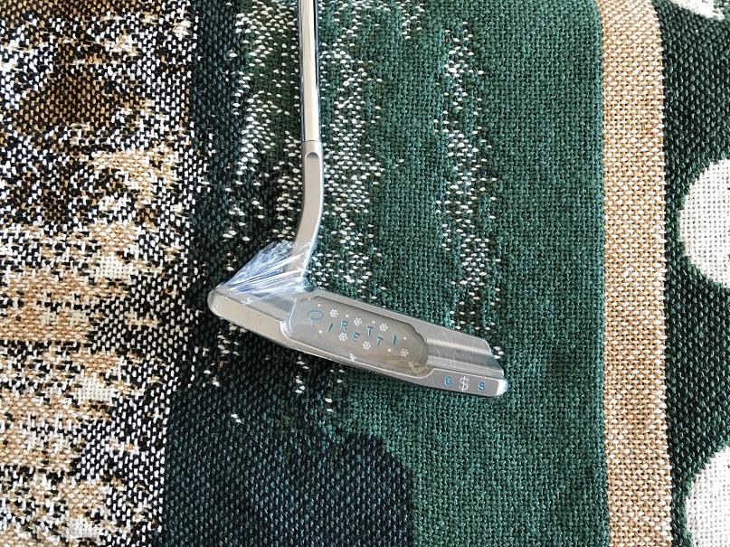 Piretti GSS CW2 WELDNECK HANDSTAMP SNOW EDITION ピレッティ ジーエスエス コットンウッド2 ウェルドネック ハンドスタンプ スノー エディション パター ゴルフ