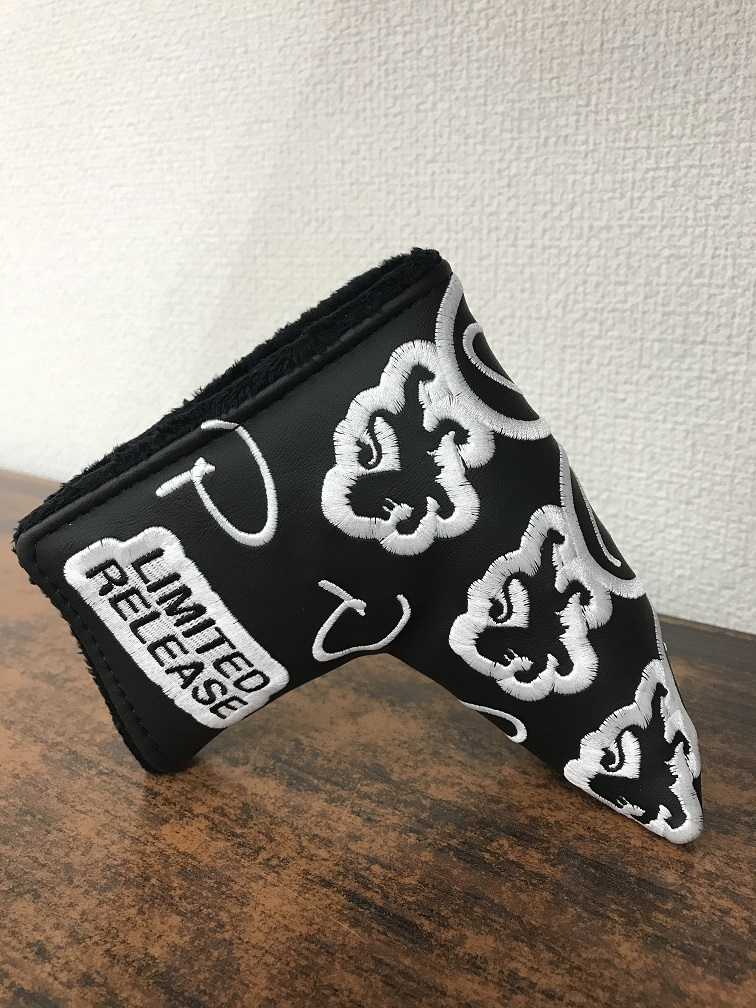 Piretti USA Limited Release Putter cover ピレッティ ユーエスエー リミテッドリリース パターカバー