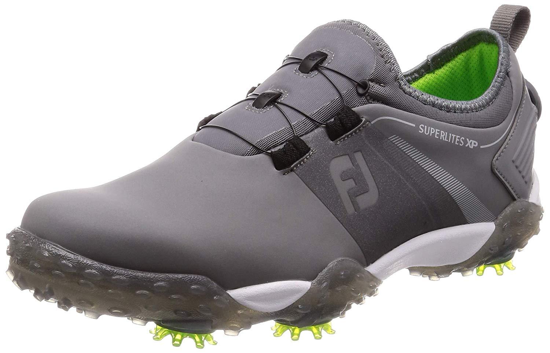 フットジョイ スーパーライト XP ボア FOOTJOY SUPERLITES XP Boa 58069J グレー ゴルフシューズ 靴