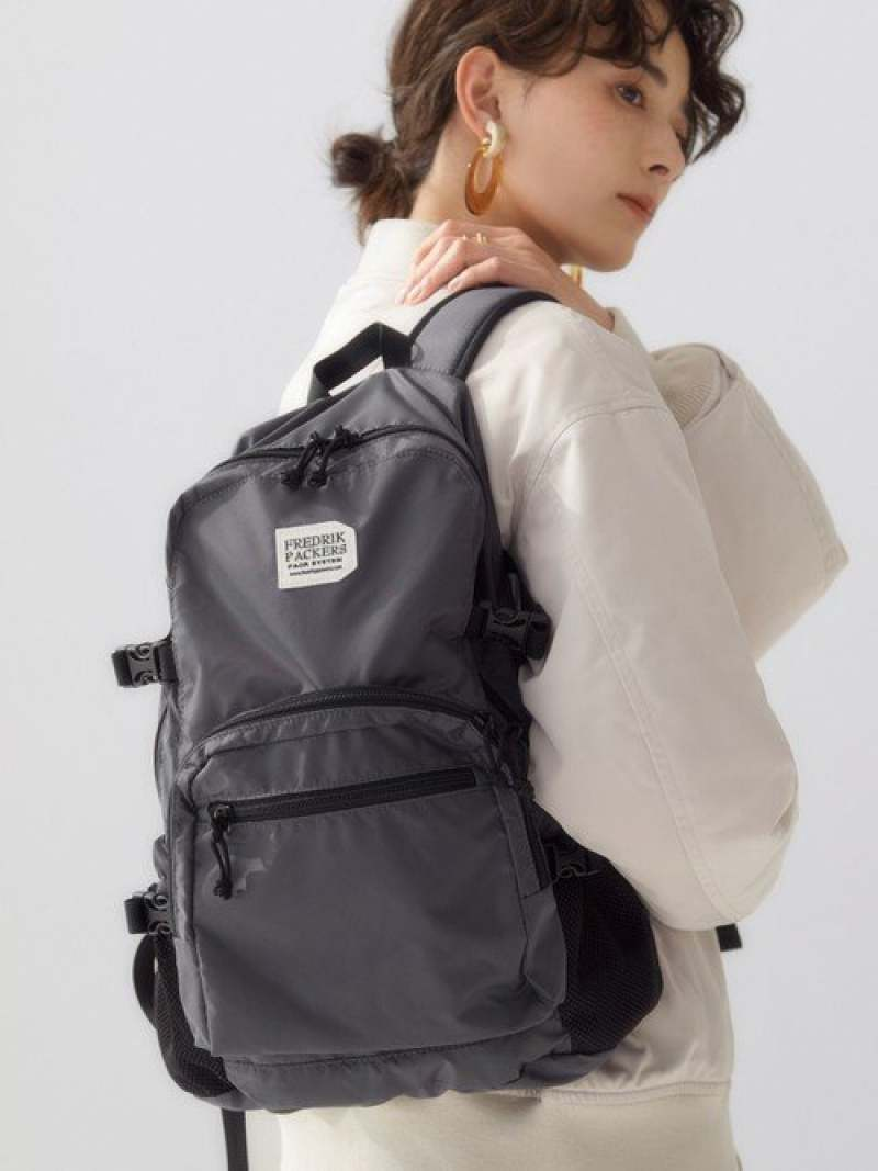 [Rakuten Fashion]★★[フレドリックパッカーズ]fredrikpackersSCNEWバックパック UNITED ARROWS green label relaxing ユナイテッドアローズ グリーンレーベルリラクシング バッグ リュック/バックパック グレー ブ【送料無料】
