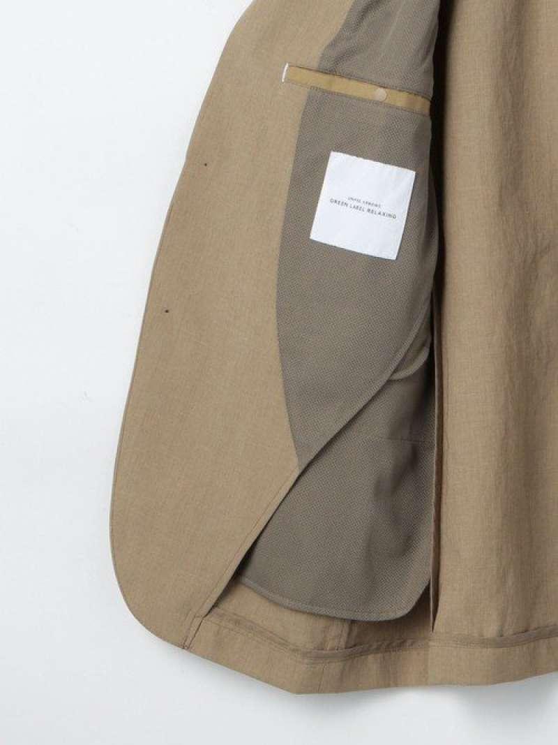 Fashion CSMSPエステルラミーミックスNT2Bジャケット 機能性 吸水速乾UNITED ARROWS green label relaxing ユナイテッドアローズ グリーンレーベルリラクシング コート ジャケット テーラードジャケッ 送料無料9IYD2EHbeW