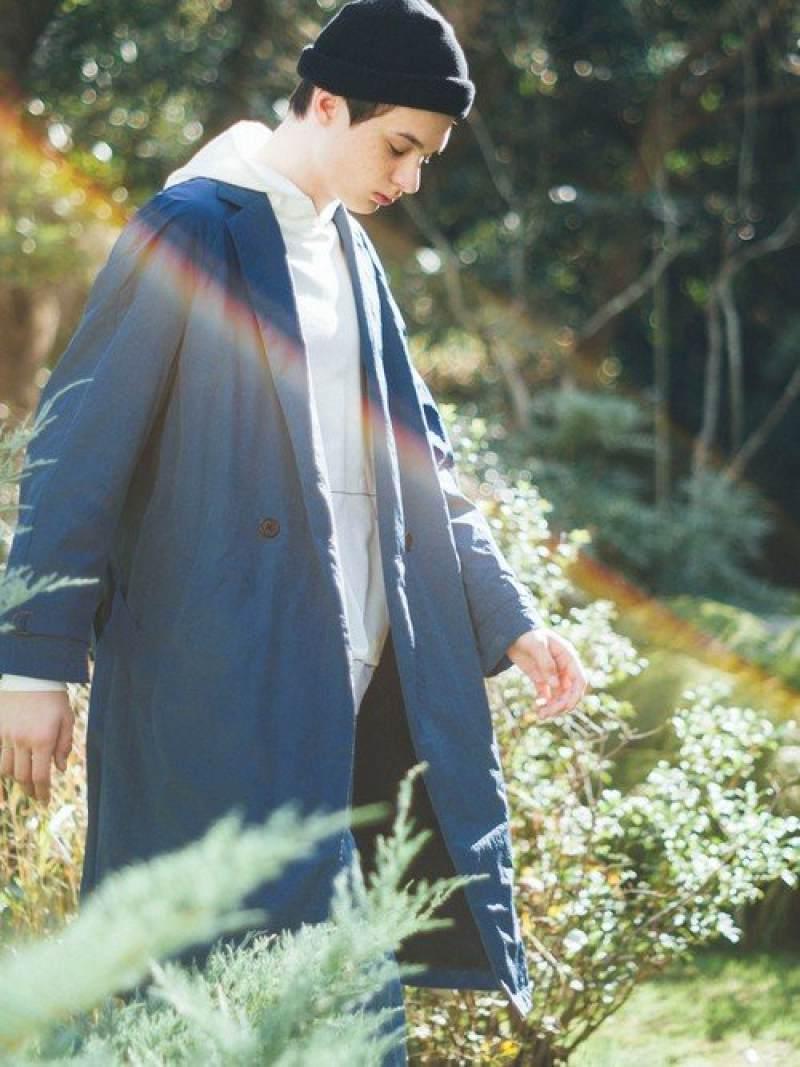 [Rakuten Fashion]『BRACTMENT(ブラクトメント)』クラッシュナイロントレンチコート UNITED ARROWS green label relaxing ユナイテッドアローズ グリーンレーベルリラクシング コート/ジャケット トレンチコート ネ【送料無料】