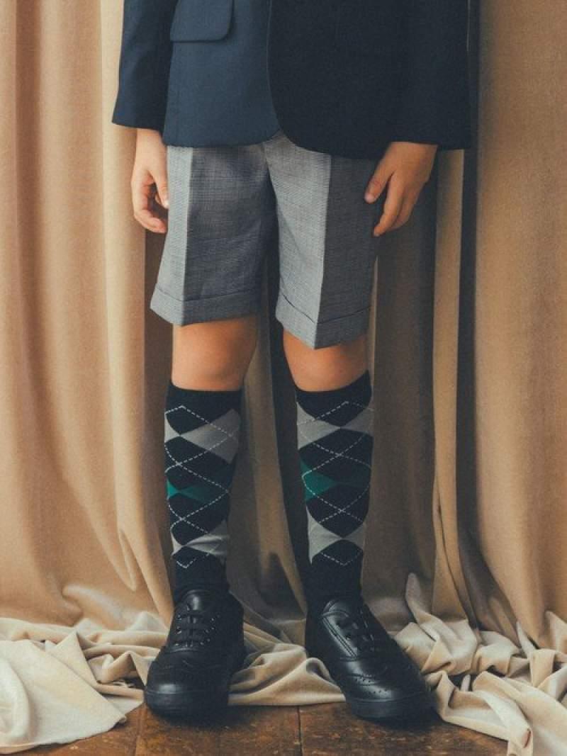 [Rakuten Fashion]TWハウンドトゥースショートパンツ UNITED ARROWS green label relaxing ユナイテッドアローズ グリーンレーベルリラクシング パンツ/ジーンズ ショートパンツ グレー【送料無料】