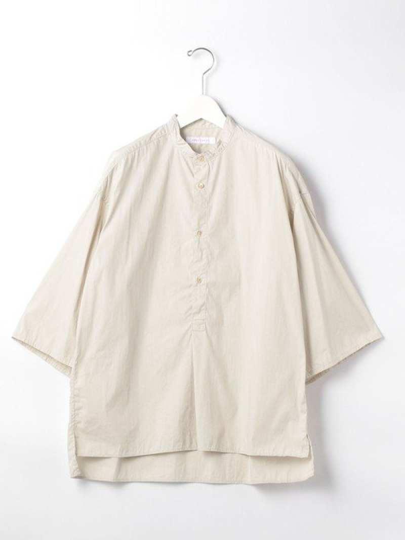 [Rakuten Fashion]『BRACTMENT(ブラクトメント)』C/Nタイプライターホスピタルシャツ UNITED ARROWS green label relaxing ユナイテッドアローズ グリーンレーベルリラクシング シャツ/ブラウス 長袖シャツ ホワイト【送料無料】