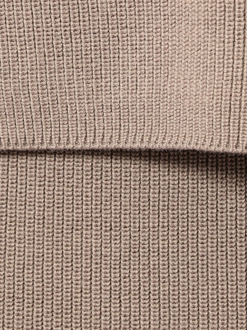 FashionSALE 50 OFF手洗い可能CF カタアゼ プルオーバー スカート ニットセットアップ UNITED ARROWS green label relaxing ユナイテッドアローズ グリーンレーベルリラクシング ワンピース 長袖ワンピース ベージ RBA E送料無料bf6ygY7v