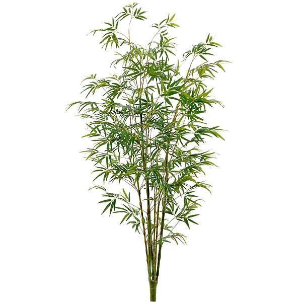 人工観葉植物 竹 全長240cm 竹 たけ タケ 笹の葉 バンブー 造花 人工樹木 リーフ 花材 葉材 グリーン材 フラワーアレンジメント ディスプレイ 装飾 和風演出