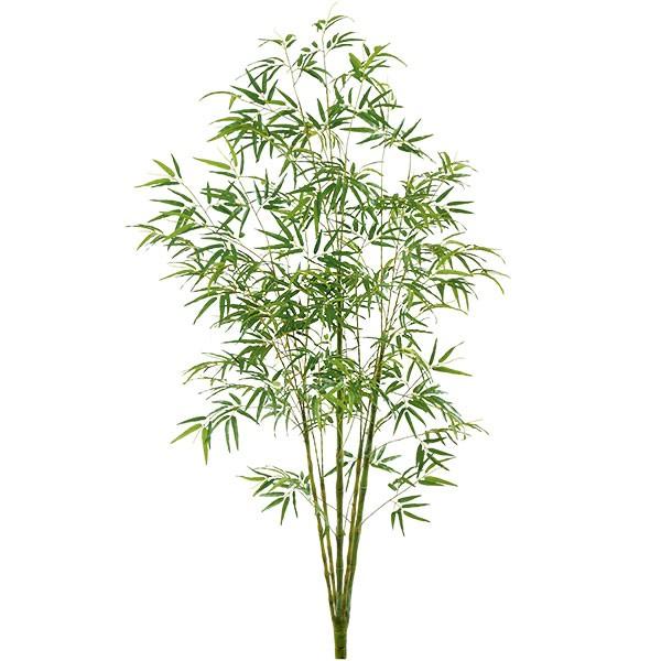 人工観葉植物 竹 全長210cm 竹 たけ タケ 笹の葉 バンブー 造花 人工樹木 リーフ 花材 葉材 グリーン材 フラワーアレンジメント ディスプレイ 装飾 和風演出