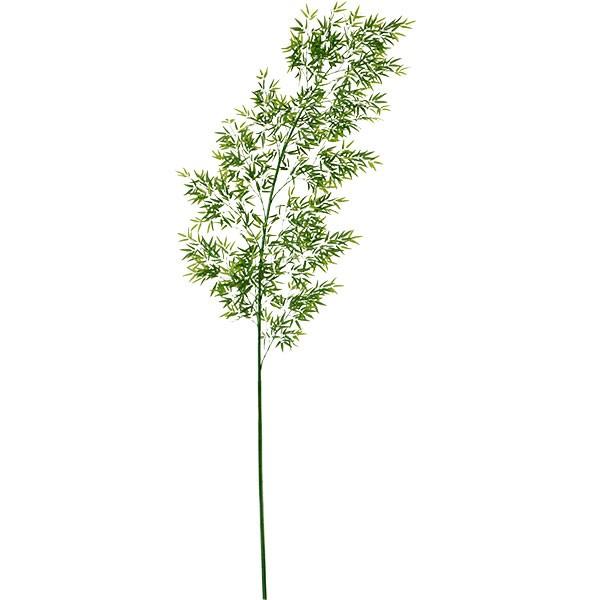 人工観葉植物 竹 全長480cm たけ タケ 笹の葉 バンブー 造花 人工樹木 リーフ 花材 葉材 グリーン材 フラワーアレンジメント ディスプレイ 装飾 和風 お正月 お祝い 旅館 料亭演出