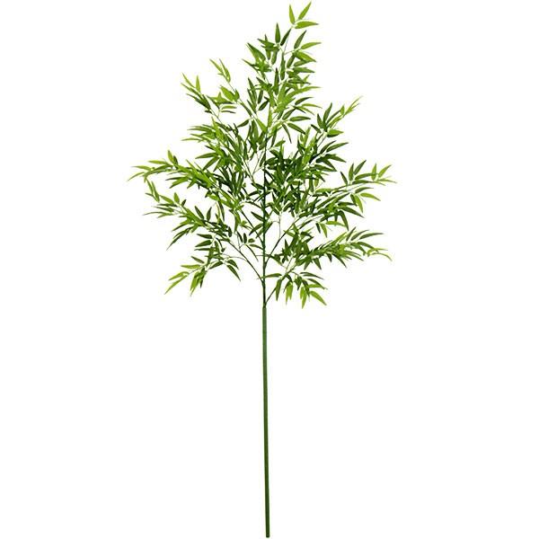 人工観葉植物 竹 全長190cm たけ タケ 笹の葉 バンブー 造花 人工樹木 リーフ 花材 葉材 グリーン材 フラワーアレンジメント ディスプレイ 装飾 和風 お正月 お祝い 旅館 料亭演出