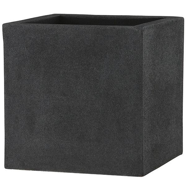 植木鉢 FRP ブラックアイロンライト BLチェルトンハム40 13号 全高40cm×口40cm 底穴あり ファイバーグラス 軽量プランター 園芸 ポット