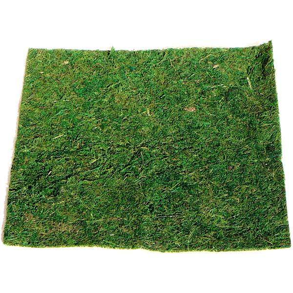 天然素材 モスマット 口90cm 2枚セット 苔 コケ こけ 人工芝 苔シート マット 造花 リーフ グリーン材 フラワーアレンジメント ディスプレイ 装飾