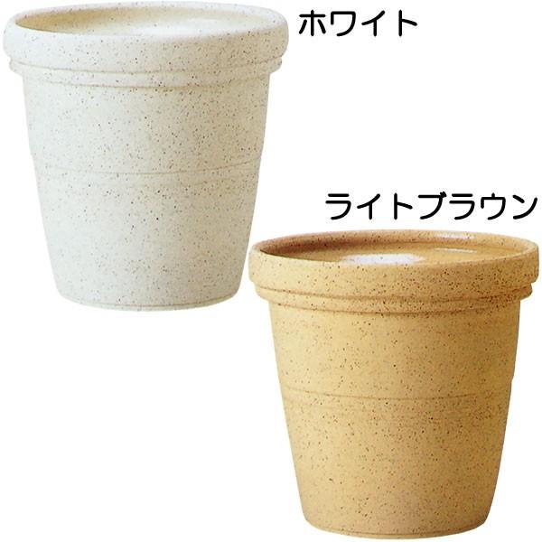 鉢カバー 信楽焼 陶器製 10号用 全高43cm×直径44cm 器 鉢 植木鉢 花器 プランター 底穴なし 観葉植物用 国産品 日本製